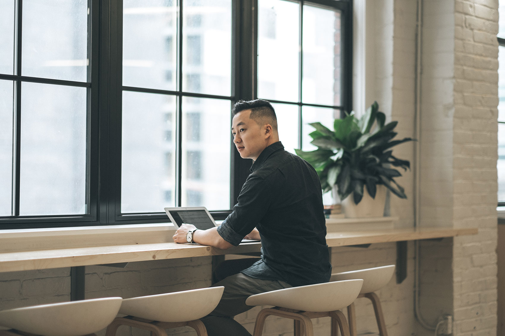 Interview with :     Verne Ho, Director of Design at Shopify